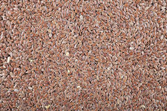 Flaxseed Background Royalty Free Stock Image
