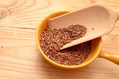 Flaxseed Royalty Free Stock Image