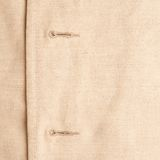 Flaxy linen cloth texture Royalty Free Stock Image
