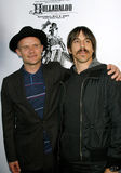 Flea and Anthony Kiedis royalty free stock image