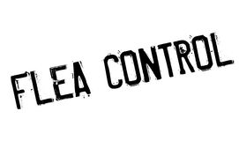 Flea Control rubber stamp Royalty Free Stock Images
