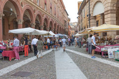 Flea market Royalty Free Stock Images
