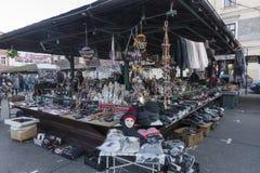 Flea market details Royalty Free Stock Image