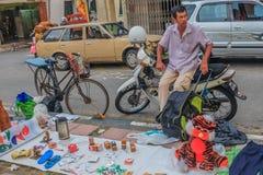 Flea Market in Georgetown Stock Images