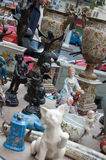 Flea market kitch Stock Photography