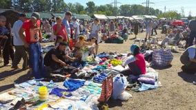 Flea market Stock Photos