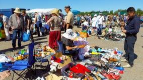Flea market Royalty Free Stock Photos