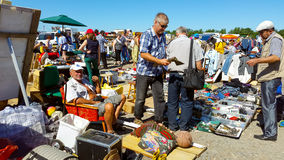 Flea market Stock Photos
