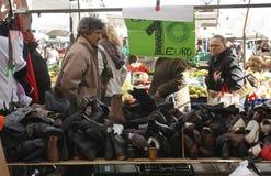 Flea market o14 Royalty Free Stock Images