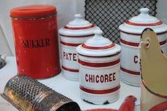 Flea market objects. Flea market or swap meet objects Royalty Free Stock Image