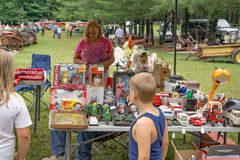 Flea Market stock images