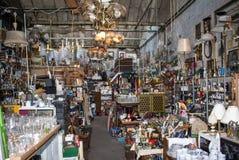 Flea market - second hand stuff on fleamarket