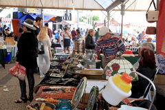 Free Flea Market, Shuk Hapishpeshim In Jaffa, Tel Aviv Stock Photo - 72218070