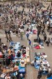 Flea Market at Yoyogi Park in Harajuku, Japan Stock Images