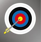 Flecha Fotografía de archivo