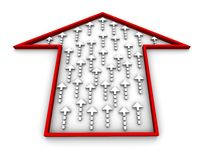 Flecha Imagenes de archivo