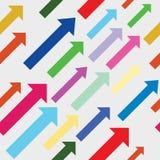 Flecha, dirección libre illustration