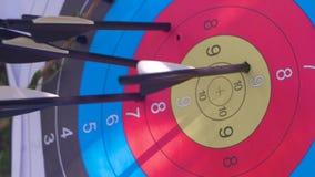Flecha en la blanco metrajes