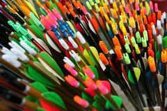 Flechas Imagen de archivo