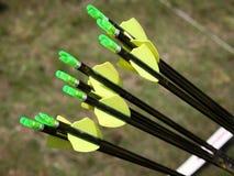 Flechas Foto de archivo
