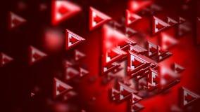 Flechas como un concepto y muestra de la opción incorrecta Imagenes de archivo