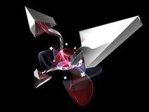 Flechas de Trendwhore Fotografía de archivo libre de regalías