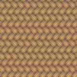 Flechtweide schattiert nahtloses Muster Lizenzfreie Stockfotografie