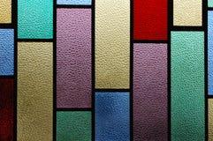 Fleck-Glasfenster Stockbilder