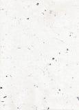 Flecke des gesprenkelten Faser-Papiers Stockfotos