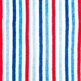 Fleece background. A colorful stripy background of fleece material Stock Photography