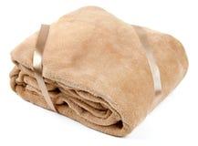 Fleece Blanket Stock Photo