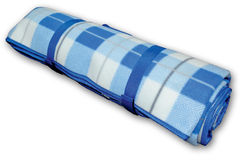 Fleece Blanket Royalty Free Stock Photography
