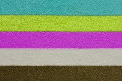 Fleece fabric texture. Striped fleece fabric texture background Stock Photo