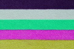 Fleece fabric texture. Striped fleece fabric texture background Royalty Free Stock Photos