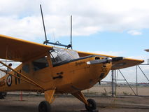 Fleet 80 Canuck Airplane Royalty Free Stock Photography