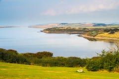 The Fleet Lagoon Dorset Royalty Free Stock Photo