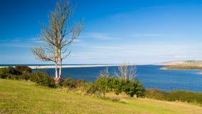 The Fleet Lagoon Dorset Royalty Free Stock Image