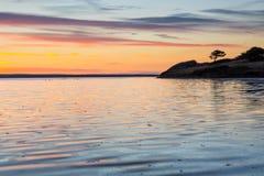 The Fleet Lagoon Dorset Stock Photography