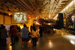 Fleet Week 2015 @ The Intrepid Museum 47 Royalty Free Stock Photography