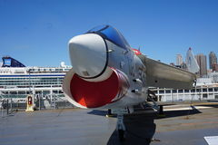 Fleet Week 2015 @ The Intrepid Museum Part 3 5 Royalty Free Stock Images