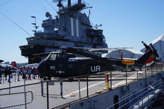 Fleet Week 2015 @ The Intrepid Museum Part 2 67 Stock Photography