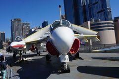Fleet Week 2015 @ The Intrepid Museum Part 2 44 Royalty Free Stock Images