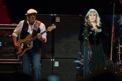 Fleetwood Mac в концерте - Сакраменто, CA Стоковая Фотография