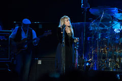 Fleetwood Mac In Concert - Sacramento, CA Royalty Free Stock Photography