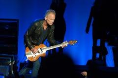 Fleetwood Mac In Concert - Sacramento, CA Stock Photography