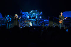 Fleetwood Mac In Concert - Sacramento, CA Stock Photo