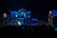 Fleetwood Mac In Concert - Sacramento, CA Stock Image
