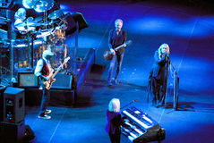 Fleetwood Mac tour Royalty Free Stock Photos