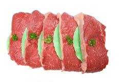 Fleisch lizenzfreie stockbilder