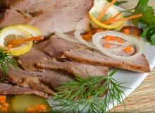 Fleisch stockbild